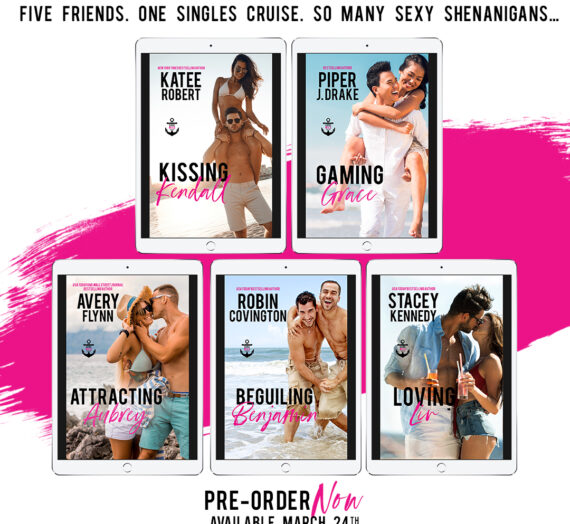 Review of Kissing Kendall Part of the Gone Wild Series
