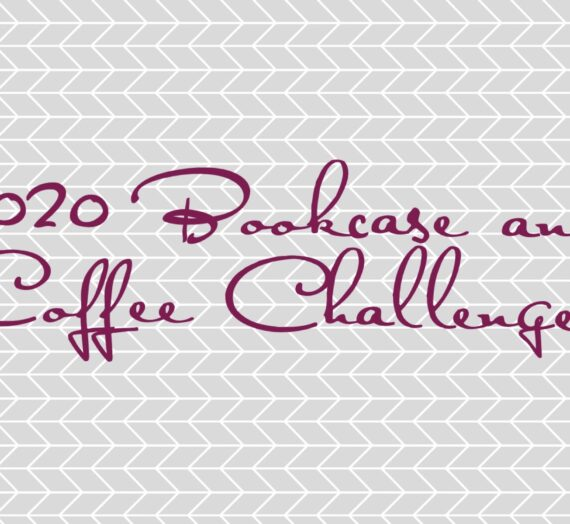 a 2020 Bookcase and Coffee challenge