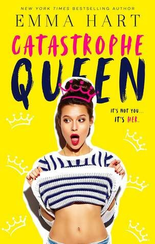 De-café review of Catastrophe Queen by Emma Hart
