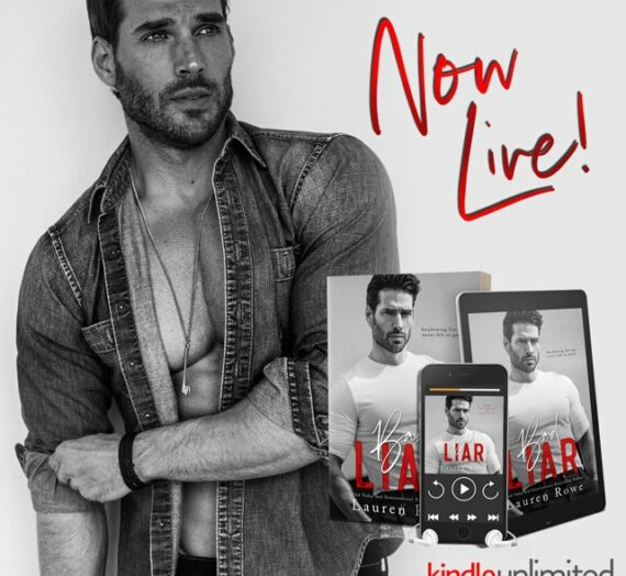 BAD LIAR (Reed Rivers Trilogy #1) by Lauren Rowe OUT TODAY