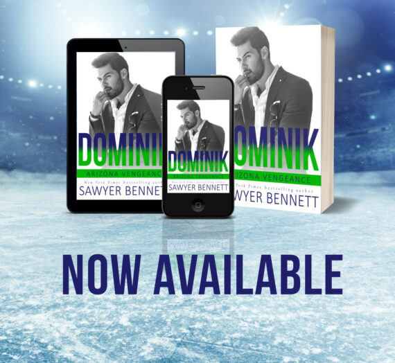 Dominik is out TODAY!