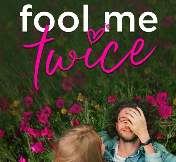 Cover Reveal: Fool Me Twice