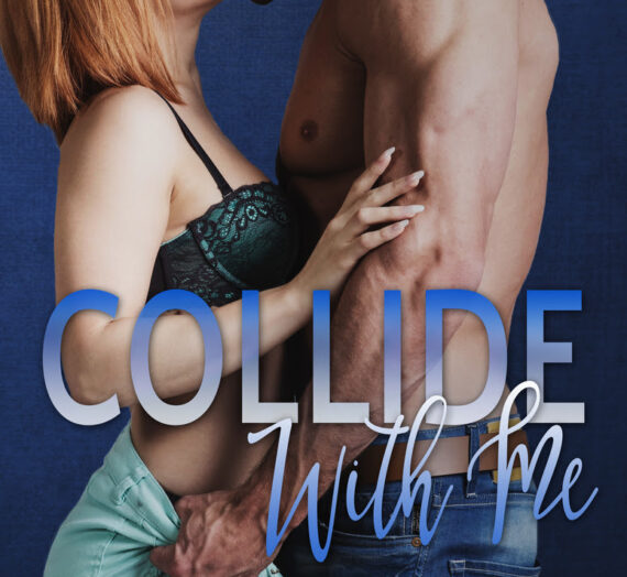 Cover Reveal: Collide With Me by Rachel Brookes