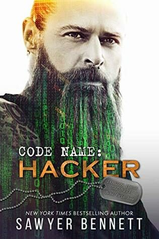 Review: Code Name: Hacker (Jameson Force Security #4) by Sawyer Bennett