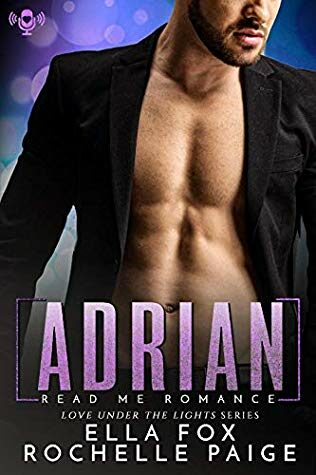 Decafe Review:   Adrian: Love Under the Lights by Rochelle Paige