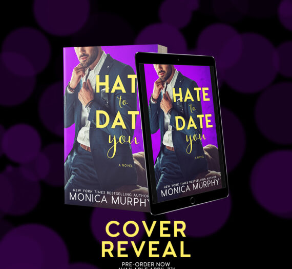 Cover Reveal: Hate to Date