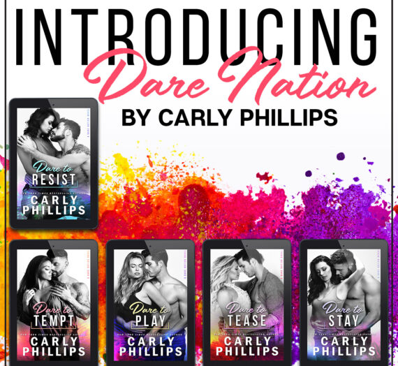 New Series From Carly Phillips