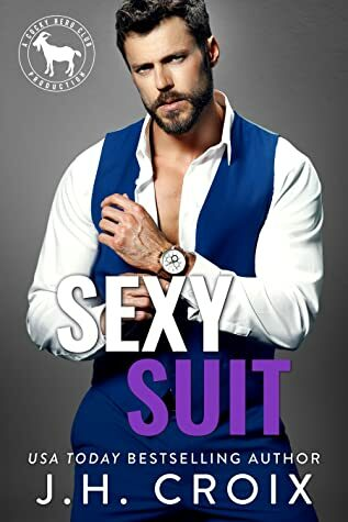 Review: Sexy Suit By J.H. Croix