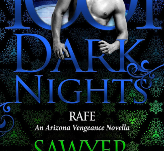 New Release: Rafe out today