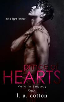 Cover Real: Prince of Hearts