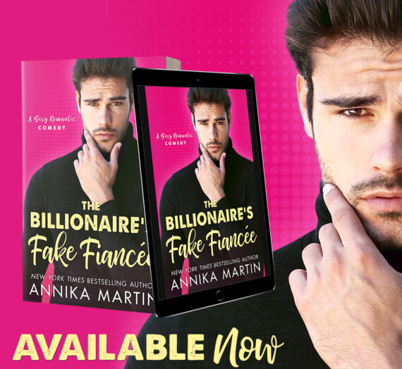 Out Today: The Billionaire's Fake Fiancee