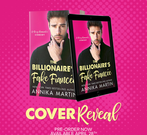 Cover Reveal: The Billionaire's Fake Fiancee