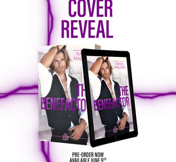 Cover Reveal: The Benefactor