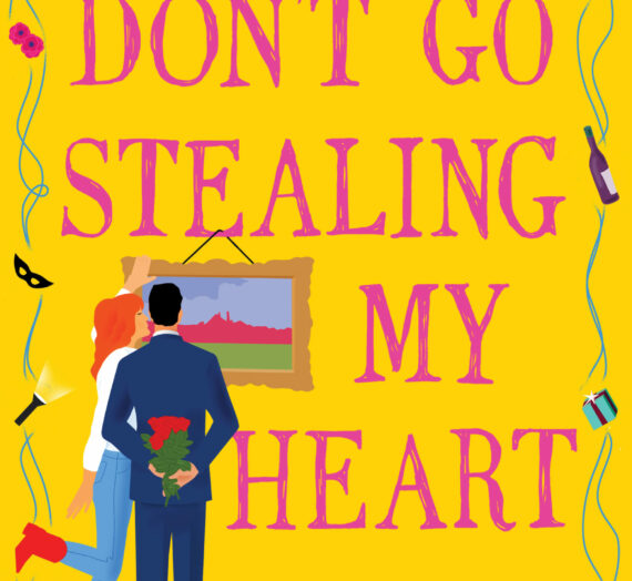 De-Café Review of Don't go Stealing my Heart by Kelly Siskind