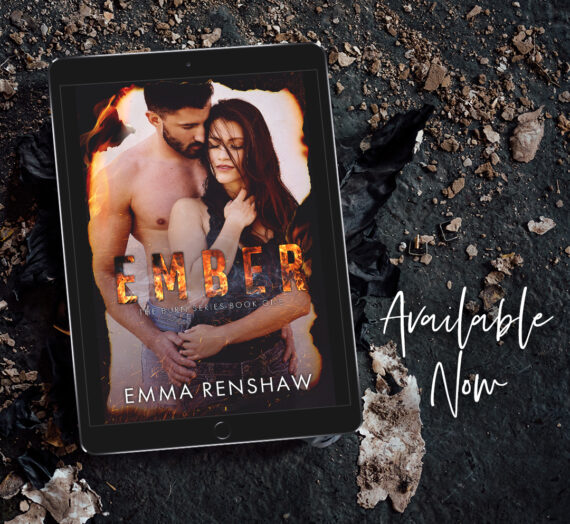New Release: Ember by Emma Renshaw