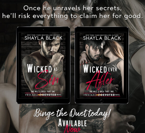 Wicked Ever After Out Today!