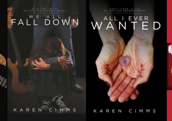Meet Indie Author: Karen Cimms