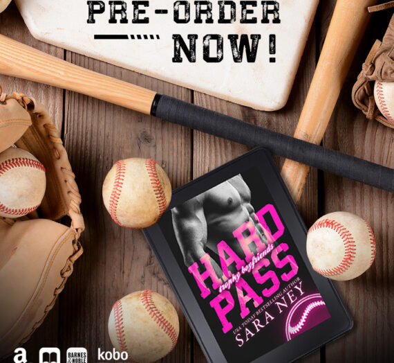 Cover Reveal: Hard Pass by Sarah Ney