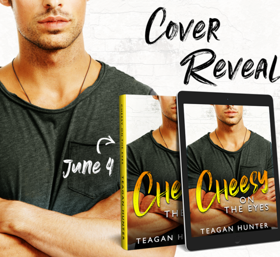 Cover Reveal: Cheesy on the Eyes