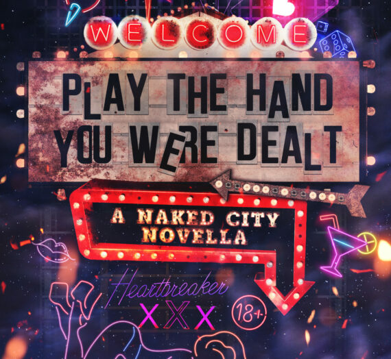 Cover Reveal: Play the Hand you were dealt