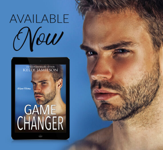 Hot New Hockey Romance by Kelly Jamieson~ Out today!