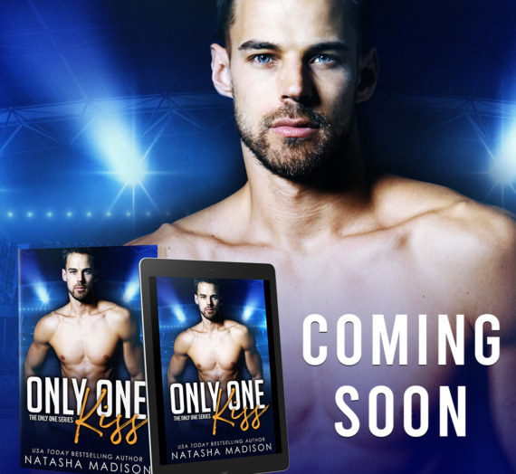 Cover Reveal:Only One Kiss