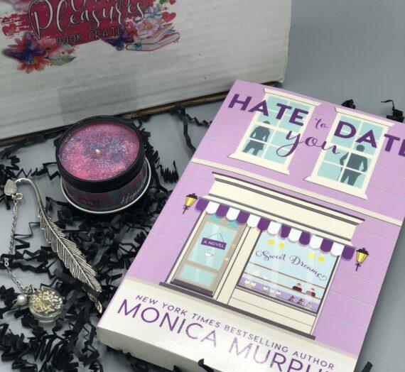 Review: My Guilty Pleasure Book Box