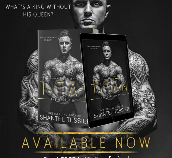 Review: Titan by  Shantel Tessier