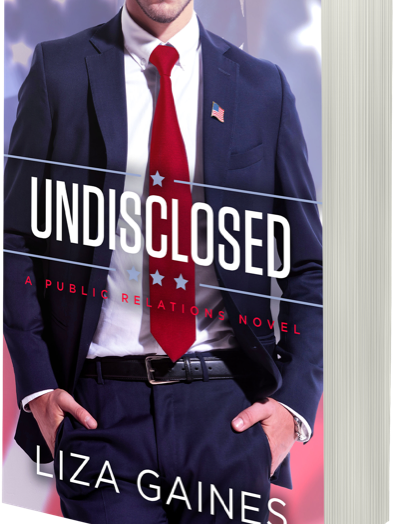 Review: Undisclosed by Liza Gaines