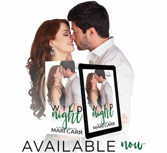 Wild Night By Mari Carr OUT TODAY!'