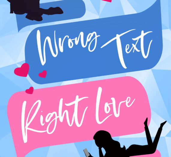 Wrong Text, Right Love out today!