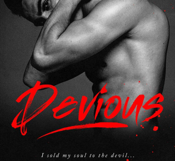 Cover Reveal: Devious by J.M. Stoneback