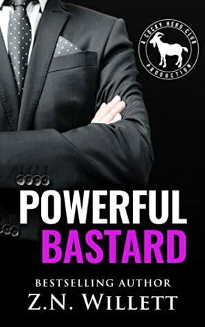 De-Café review of Powerful Bastard by ZN Willett