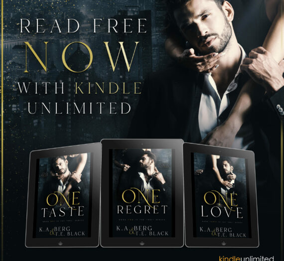 Read The One Series with Kindle Unlimited Today!