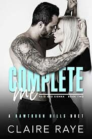 Review: Complicate Me by Claire Raye