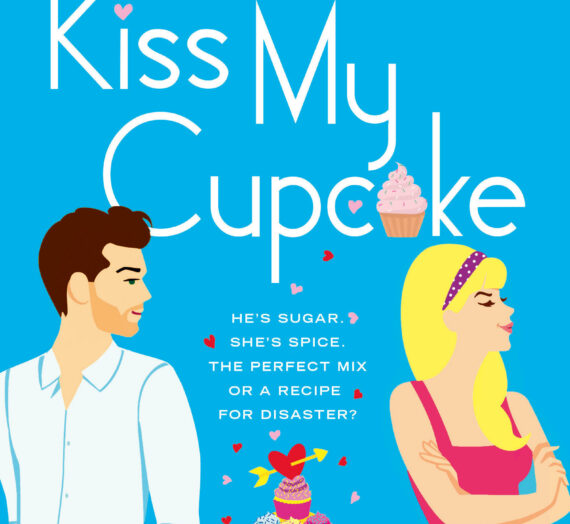 De-Cafe Review: Kiss My Cupcakes by Helena Hunting