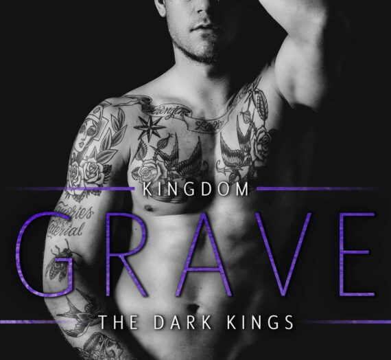 Cover Reveal: Grave