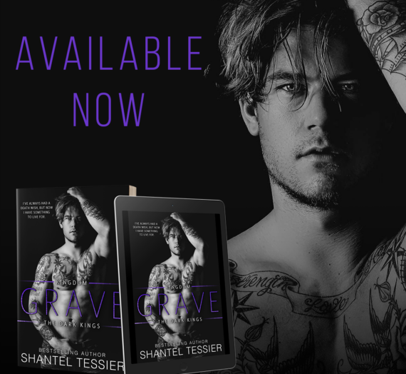 Grave by Shantel Tessier out today!