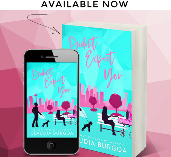 New Release and Review: Didn't Expect You by Claudia Burgoa