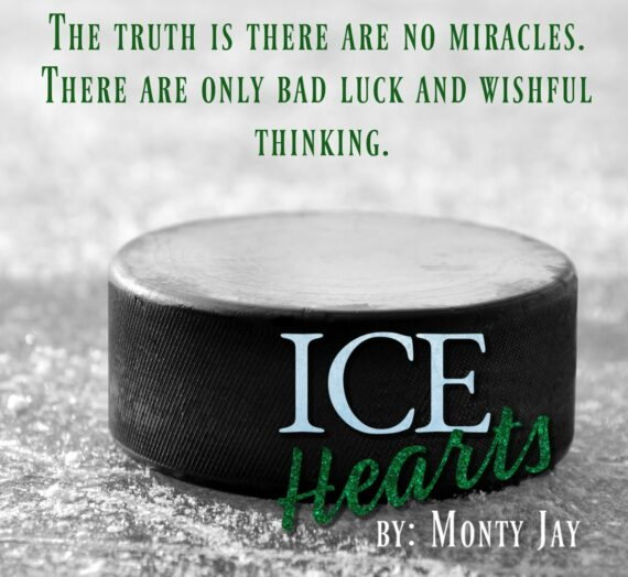Ice Hearts by Monty Jay out today