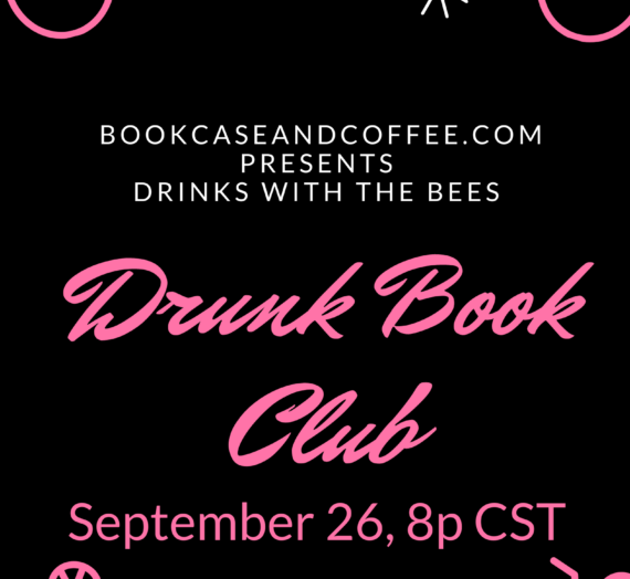 Drunk Book Club Drink Suggestions for September