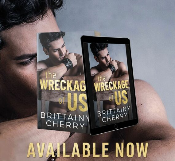 Out Today!  The Wreckage of Us