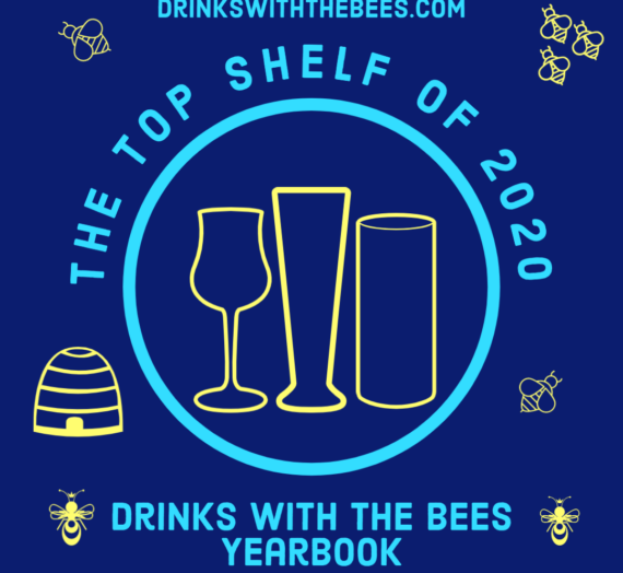 Drinks with the Bees 2020 Yearbook.