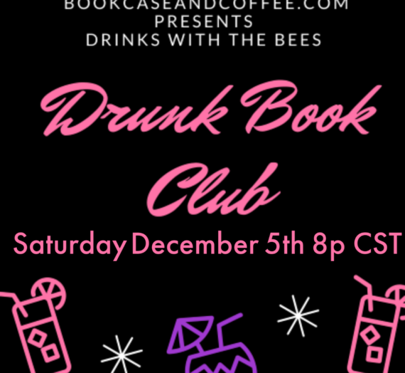 RSVP for December Drunk Book Club