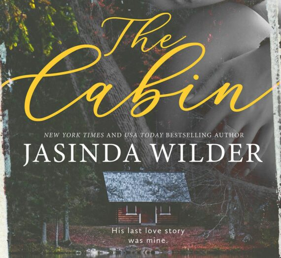 New Release!  The Cabin from Jasinda Wilder