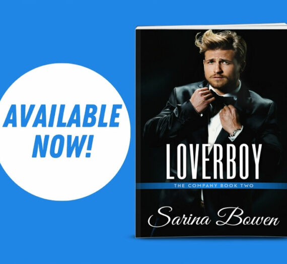 Lover Boy by Sarina Bowen Out Today.