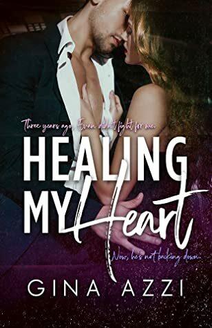 Review: Healing My Heart by Gina Azzi