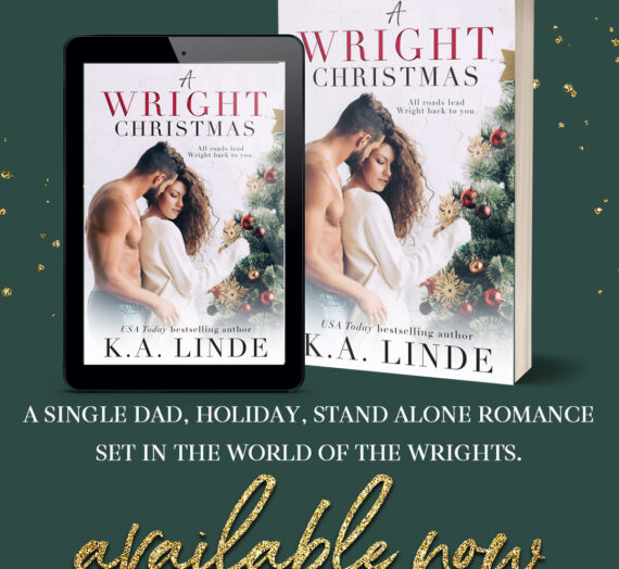 Wright Christmas out Today!