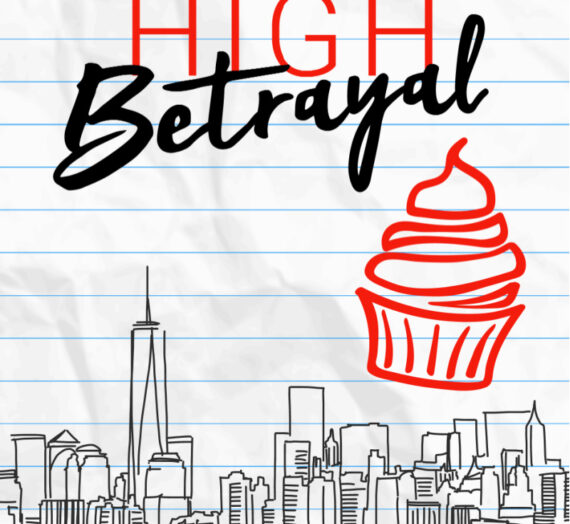 Empire High Betrayal out today!