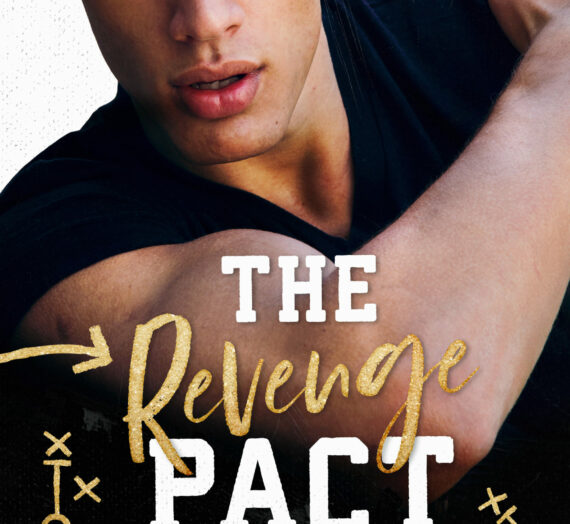 Cover Reveal: The Revenge Pact